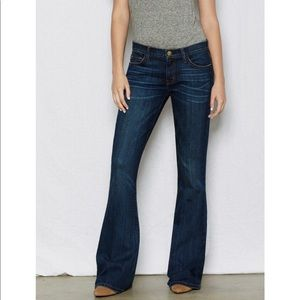 NWT Current/Elliot The Low Bell jeans
